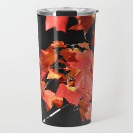Cold Fall Travel Mug