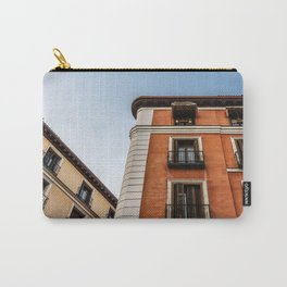 Madrid Old Buildings Carry-All Pouch