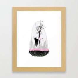 HILLS HAVE EYES Framed Art Print