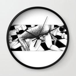 asc 791 - La reine renversée (Pan's endgame) Wall Clock
