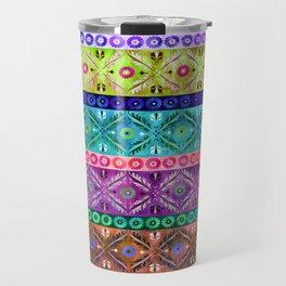 Darjeerling Stripe Travel Mug