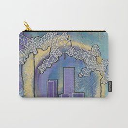 Midnight City Carry-All Pouch