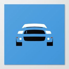 Ford Mustang Shelby GT500 ( 2013 ) Canvas Print