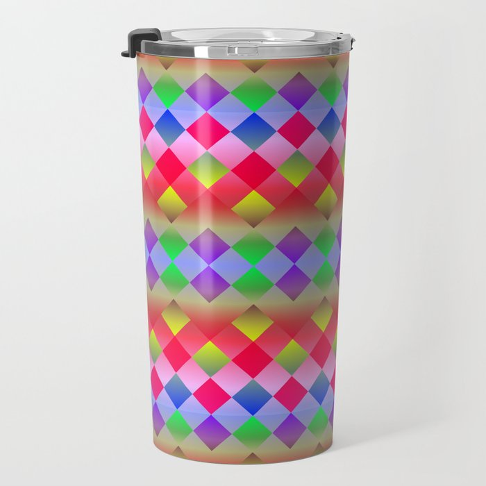 Pretty Travel Mug