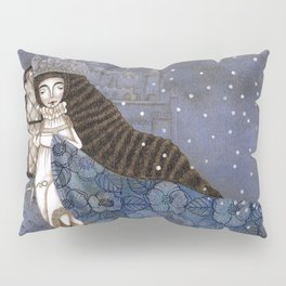 Schneewittchen-The Queen's Wish Pillow Sham
