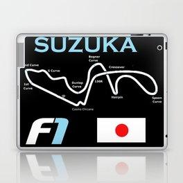 SUZUKA Laptop & iPad Skin
