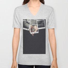 Polaroids Unisex V-Neck
