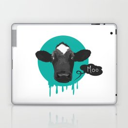 Moo Cow Moan Laptop & iPad Skin