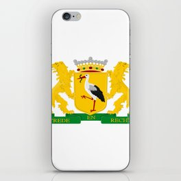 Coat of arms of The Hague iPhone Skin