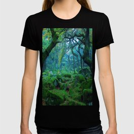 Enchanted forest mood T-shirt