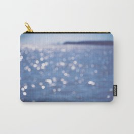 Indigo Sea Carry-All Pouch