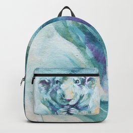 Green rat Backpack