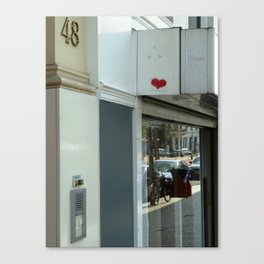 Love Is EVERYwhere! 5 Canvas Print