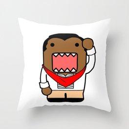 Domo Bonifacio Throw Pillow