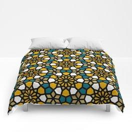 Persian Mosaic – Marigold Palette Comforters