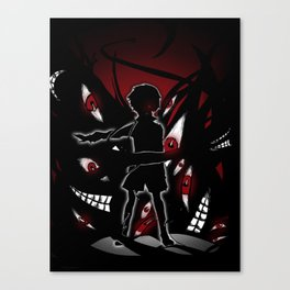 The Obscure Pride V2. Canvas Print