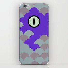 Chesire Scales - Cat Eye - Wonderland iPhone Skin