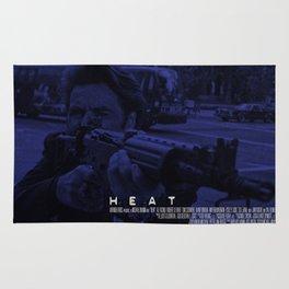 Movie Poster - Heat (Pacino) Rug