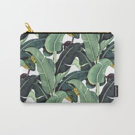 banana leaf pattern Carry-All Pouch