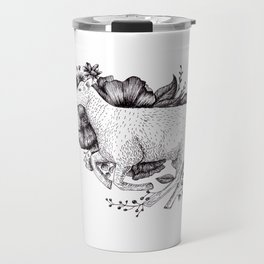 Sheep - Go Vegan Travel Mug
