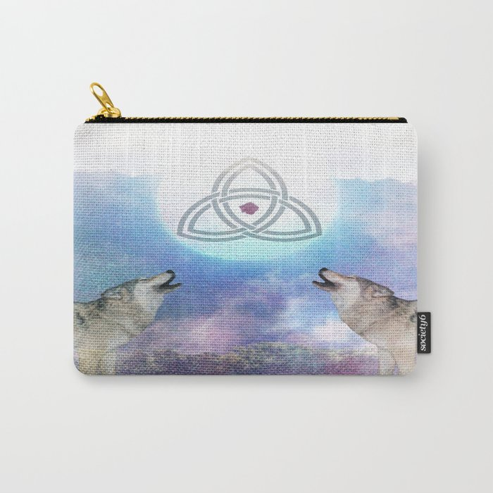 Sempiternal Love Carry-All Pouch