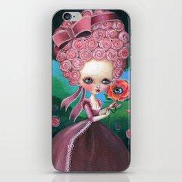 Rose Marie Antoinette iPhone Skin