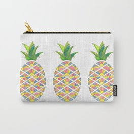 Pineapple Sunrise Carry-All Pouch