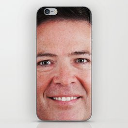 James Comey iPhone Skin
