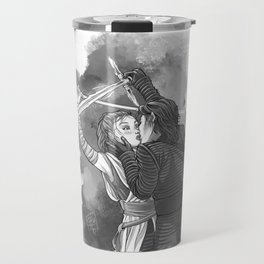 Sparring Kiss Travel Mug
