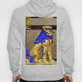 Gorudenraion, golden lion Hoody