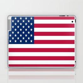 Flag of USA - American flag, flag of america, america, the stars and stripes,us, united states Laptop & iPad Skin