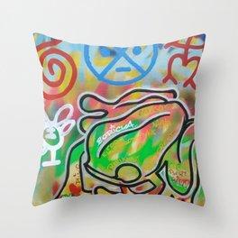 Coqui Throw Pillow