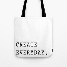 Create Everyday Tote Bag
