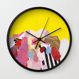 Monumental Wall Clock