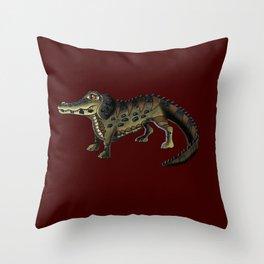 caihund Throw Pillow