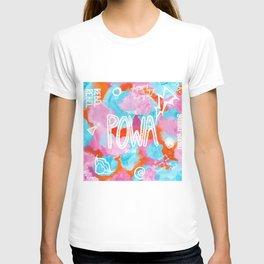 powa T-shirt