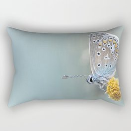 Composition in Yellow and Blue....  Rectangular Pillow