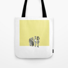 A Step Outside Tote Bag