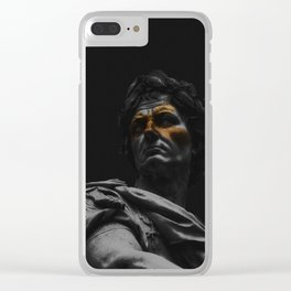 The Emporer Clear iPhone Case