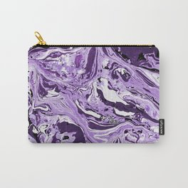 Marble texture 7 Carry-All Pouch