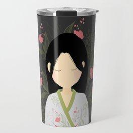 Calm Spring Travel Mug