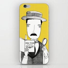 Sherlock Jr. iPhone Skin