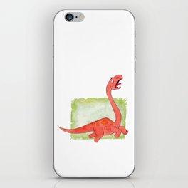 Run Dippy, Run! iPhone Skin