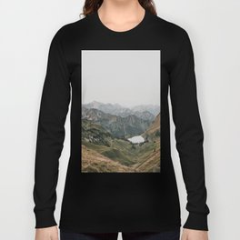 Gentle - landscape photography Long Sleeve T-shirt