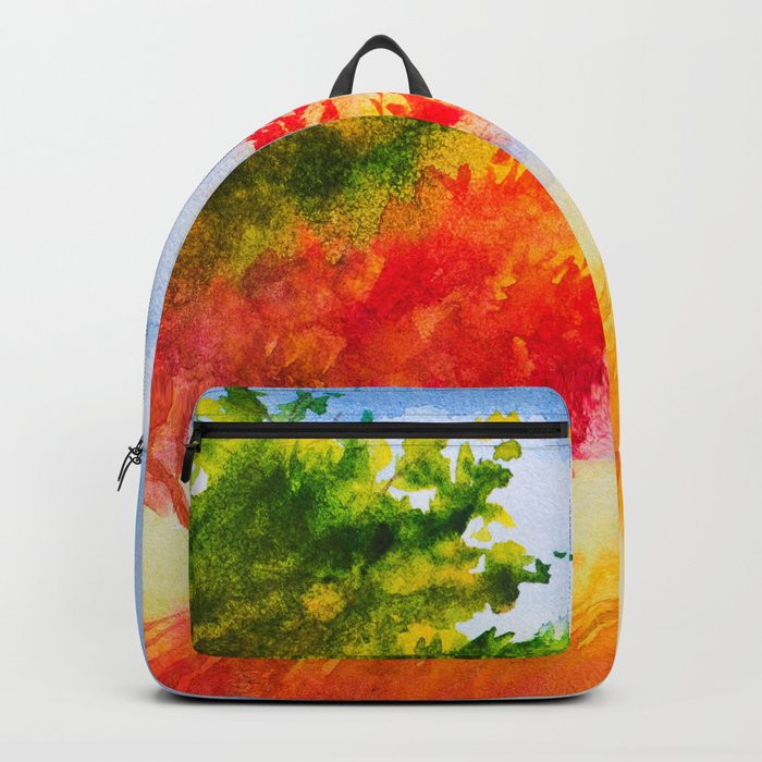 Autumn scenery #9 Backpack