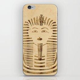 King Tut Version 2 iPhone Skin