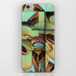 The Moderns iPhone Skin