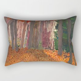Find a Path Rectangular Pillow