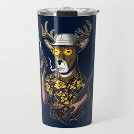 Deer Hunter Travel Mug