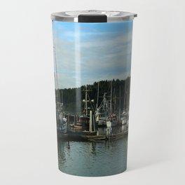 La Push Marina Travel Mug